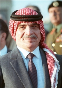 BIO-KING HUSSEIN-HEADSHOT-PORTRAIT