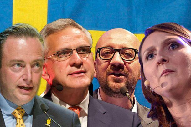 coalition suédoise